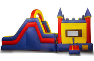 Jumper Slide Combo 13x36x16 $300