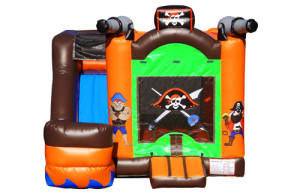 Pirate Ship Combo 15x15x15 $250.00