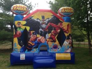 Justice League 14x14x13 $200