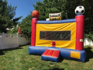 Jumbo Sports Castle 16x16x16 (extra large Castle) $225.00