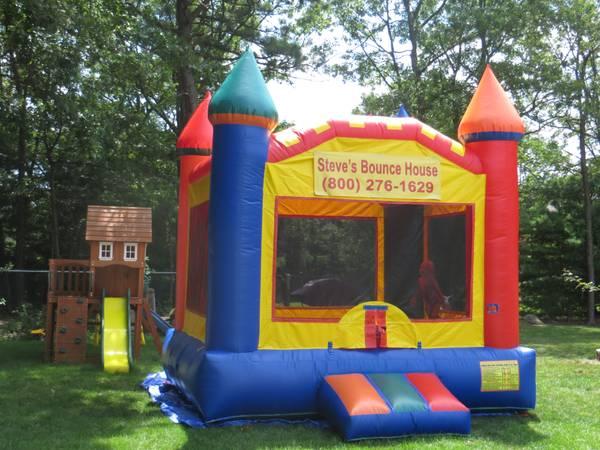 castle - Bounce House For Sale