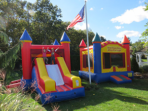 RI bounce houses