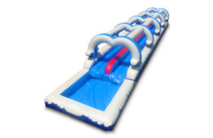 Slip & Slide + Pool 11x36x8 $300