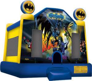 Batman Bounce House 14x14x14 $200.00