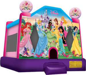 Disney Princess Bounce House 14x14x14 $200.00