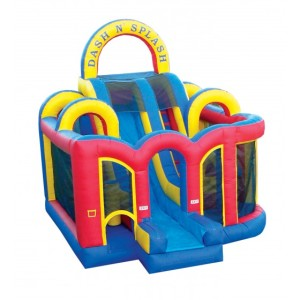 Obstacle Course Dash N Splash 25x15x17 $300