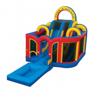 Obstacle Course Dash N Splash 25x15x17 $425