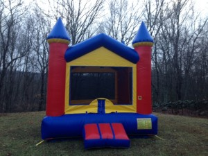 V-Roof Castle 13x13x15 $140