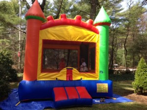 Multi Color Arch Castle 13x13x13 $125