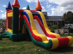 Castle High Slide 13x27x15 $240