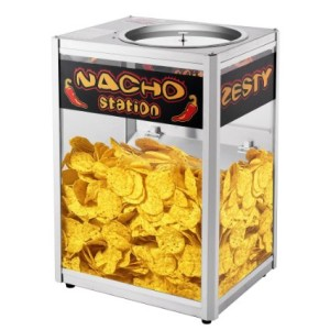 Nacho Warmer Holds 10-lbs of Nachos $45