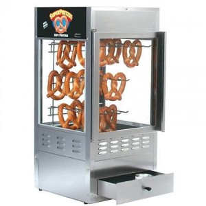 Pretzel Warmer Holds up to 40 Large Pretzels $70