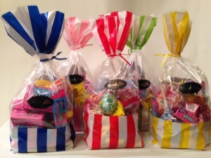 Assorted Candy Party Favors