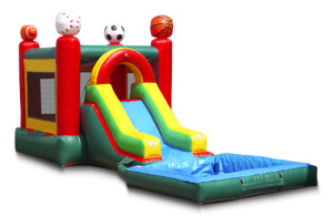 Sports Combo with Pool 13x32x14 $280
