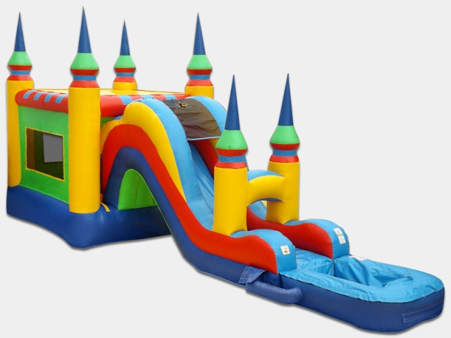 Bounce Houses And Water Slides In Rhode 25